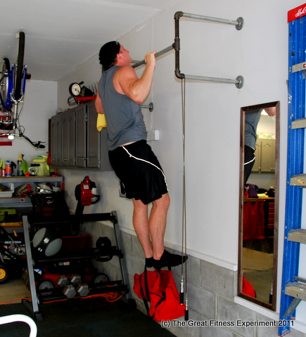 The ultimate diy garage gym plus the hot sweaty mess workout